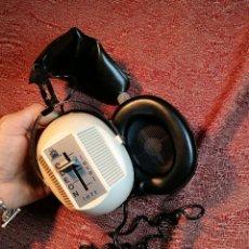 Radios antiguas: ORIGINALES Y RAROS AURICULARES ODEON - STEREO HEADPHONES. Lote 156725394
