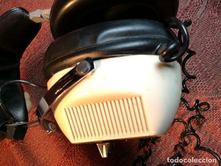 Radios antiguas: ORIGINALES Y RAROS AURICULARES ODEON - STEREO HEADPHONES - Foto 8 - 156725394