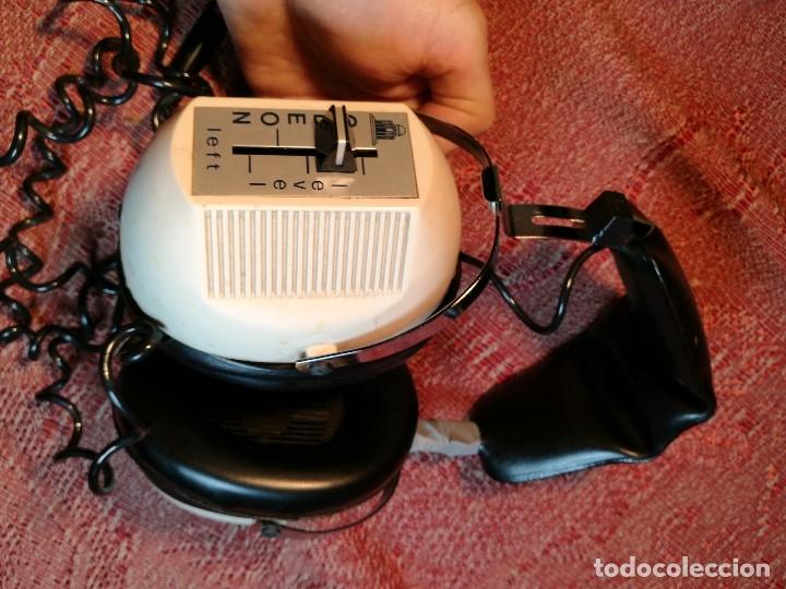 Radios antiguas: ORIGINALES Y RAROS AURICULARES ODEON - STEREO HEADPHONES - Foto 10 - 156725394