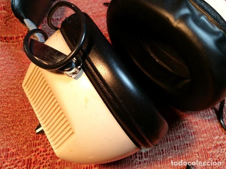Radios antiguas: ORIGINALES Y RAROS AURICULARES ODEON - STEREO HEADPHONES - Foto 17 - 156725394