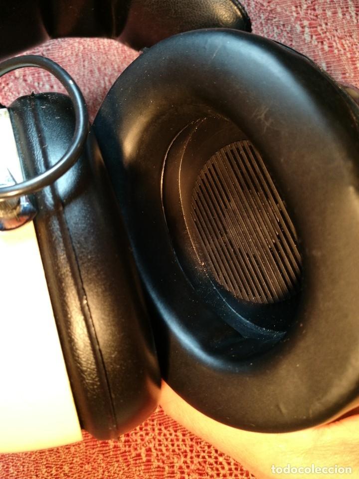 Radios antiguas: ORIGINALES Y RAROS AURICULARES ODEON - STEREO HEADPHONES - Foto 20 - 156725394