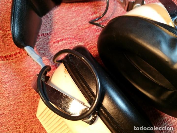 Radios antiguas: ORIGINALES Y RAROS AURICULARES ODEON - STEREO HEADPHONES - Foto 18 - 156725394