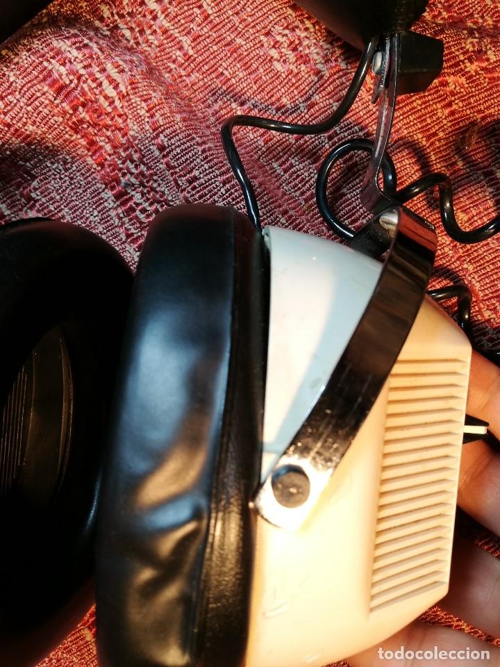 Radios antiguas: ORIGINALES Y RAROS AURICULARES ODEON - STEREO HEADPHONES - Foto 26 - 156725394