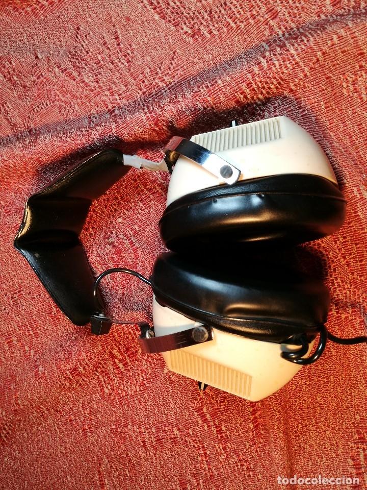 Radios antiguas: ORIGINALES Y RAROS AURICULARES ODEON - STEREO HEADPHONES - Foto 31 - 156725394