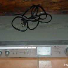 Radios antiguas: AMPLIFICADOR AKAI AM-U11. Lote 156749038