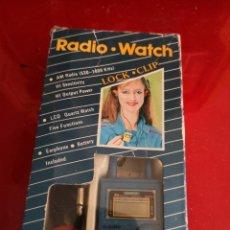 Radios antiguas: MIKI RADIO LOCK-CLIP CON AURICULAR. Lote 156951498