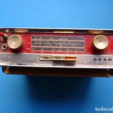 Radios antiguas: BONITA Y ANTIGUA RADIO TRANSISTOR BUSH. Lote 156980758