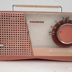 Radios antiguas: RADIO ANTIGUA VANGUARD PRIMERAS DE TRANSISTORES MODELO ATLAS 125V. Lote 156986678