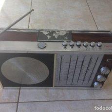 Radios antiguas: RADIO TRANSISTOR MURPHY OVERLANDER. Lote 157327314