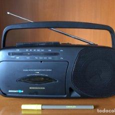 Old radios - Radio Cassette Brigmton BRC 19, funcionando - ver vídeo - 157774229