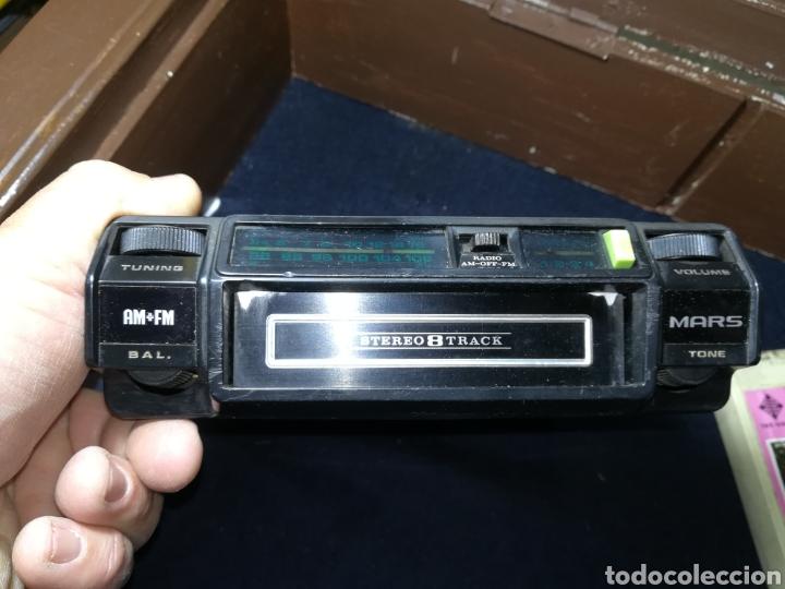 Radios antiguas: Radio stereo MARS 8 pistas - Foto 5 - 157884816
