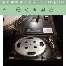 Radios antiguas: TOCADISCOS PROFESIONAL. Lote 158304802