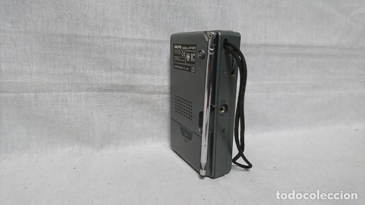 Radios antiguas: RADIO TRANSISTOR SANYO RP 5072 - Foto 4 - 158358730