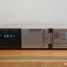 Radios antiguas: SINTONIZADOR DE RADIO TELEFUNKEN RT-71. Lote 158418454