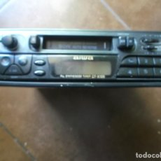 Radios antiguas: RADIO CASETTE AIWA,PARA COCHE - PLL SYNTHESIZED TUNER CT - X105, 60W,MUY BUENO. Lote 158541286