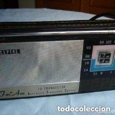 Radios antiguas: RADIO TRANSISTOR SCEPTRE. Lote 158939282