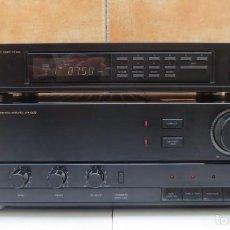 Radios antiguas: AMPLIFICADOR AIWA XA-005 MAS SINTONIZADOR TUNER XT-003. Lote 158950906