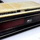 Radios antiguas: RADIO VINTAGE AUDIO SONIC MODELO CL 227 FUNCIONA. Lote 159546026