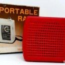 Radios antiguas: RADIO PICK-UP INTERNACIONAL MODELO IC 90 AÑOS 70 FUNCIONA. Lote 159551550
