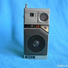 Radios antiguas: RADIO TRANSISTOR VINTAGE AM FM MBO CLASSIC. Lote 159659338