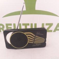 Radios antiguas: RADIO TRANSISTOR GRUNDIG CHALLENGE BOY 40.. Lote 159669394