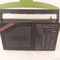 Radios antiguas: RADIO HPSS MODELO OA-93.FUNCIONA.. Lote 159672554