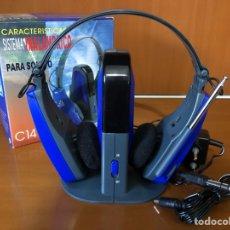 Radios antiguas: RADIO FM Y AM, CON SISTEMA INALÁMBRICO PARA SONIDO C-1480, VINTAGE. Lote 159789396