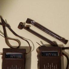 Radios antiguas: WALKIE TALKIE RADIFON WTR 901 JAPON (1964). Lote 160168734