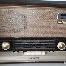 Radios antiguas: RADIO PHILIPS B6X19T FUNCIONANDO CORRECTAMENTE. VER VIDEO DEMOSTRATIVO.. Lote 160218070
