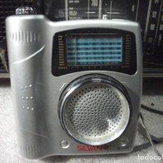 Radios antiguas: RADIO MULTIBANDA **SILVANO**. Lote 160416090