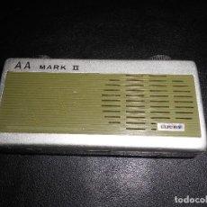 Radios antiguas: RADIO TRANSISTOR MARK II AÑOS 70 LUCKY- DESCONOZCO SI FUNCIONA MIREN FOTOS. Lote 160477730