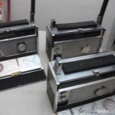 Radios antiguas: LOTE DE RADIOS MULTIBANDA ZENITH 1000-3000**. Lote 160513814