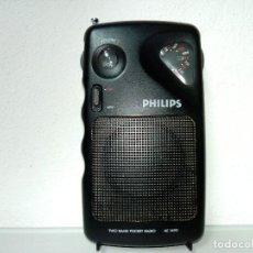 Radios antiguas: 36-RADIO TRANSISTOR PHILIPS AE 1490. Lote 160674230