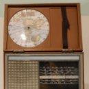 Radios antiguas: ANTIGUO MALETÍN RADIO TRANSISTOR PORTÁTIL DE LA MARCA AMERICANA PHILCO.. Lote 160847114