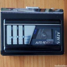 Radios antiguas: AIWA. CASSETTE STEREO. AUTO REVERSE. HS-G35MK II.. Lote 160943358