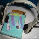 Radios antiguas: RADIO CON AURICULARES, SIN USAR. Lote 160944230