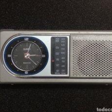 Radios antiguas: RADIO DESPERTADOR SANYO. Lote 161107584