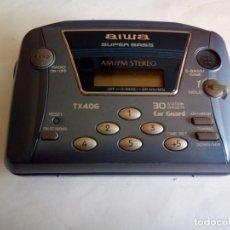 Radios antiguas: WALMAN AIWA TX406. Lote 161116226