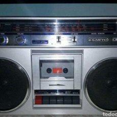 Radios antiguas: RADIO SANYO M-9820-K. Lote 161128144