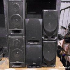 Radios antiguas: LOTE ALTAVOCES FUNCIONANDO. Lote 161432766