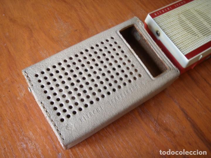 Radios antiguas: RADIO TRANSISTOR HITACHI TRANSISTOR 6 MADE IN JAPAN - Foto 4 - 161453206