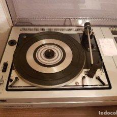 Radios antiguas: TOCADISCO GRUNDIG ANTIGUO STUDIO 2000. Lote 176797449