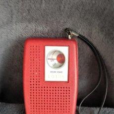 Radios antiguas: TRANSISTOR LOTUS. Lote 161636514