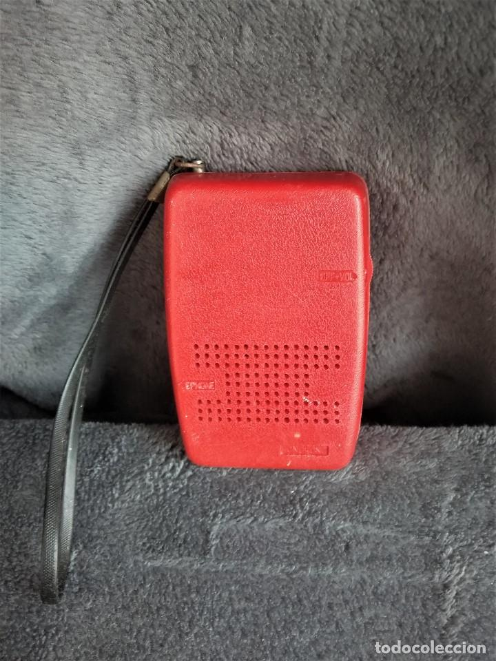 Radios antiguas: TRANSISTOR LOTUS - Foto 2 - 161636514