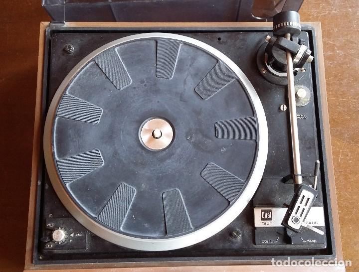 Radios antiguas: Tocadiscos bettor dual ef230 - Foto 2 - 161884830