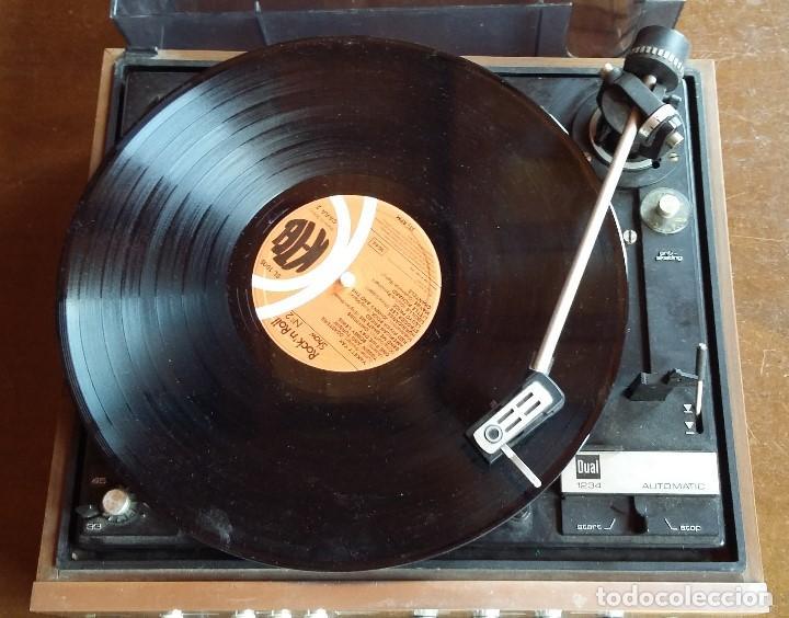 Radios antiguas: Tocadiscos bettor dual ef230 - Foto 3 - 161884830
