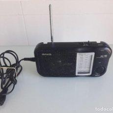 Radios antiguas: RADIO RECEIVER FR-C30 - MARCA AIWA - MODL Nº FR-C30EZ - CON CABLE Y BATERÍA.. Lote 161895102