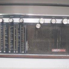 Radios antiguas: RADIO VINTAGE TELEFUNKEN ATLANTA 101 (FUNCIONANDO). Lote 162014526