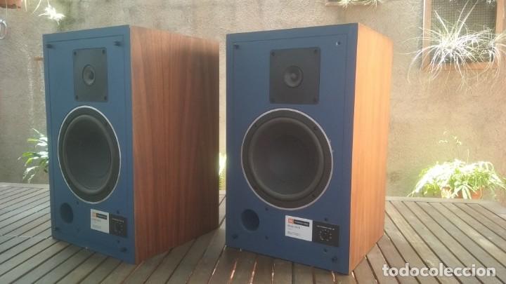 Radios antiguas: Monitores JBL 4301B Todo original-funcionando perfectamente,años 70s - Foto 4 - 162104574