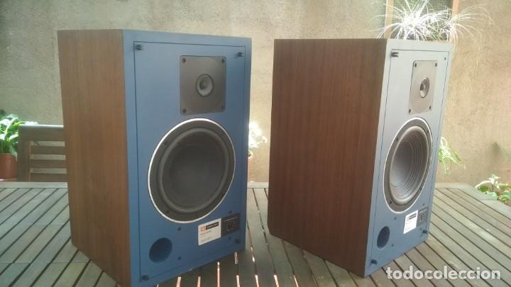 Radios antiguas: Monitores JBL 4301B Todo original-funcionando perfectamente,años 70s - Foto 5 - 162104574